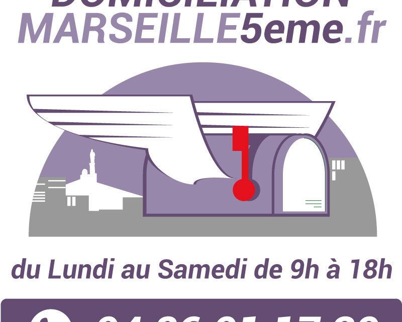 Domiciliation Marseille 5eme
