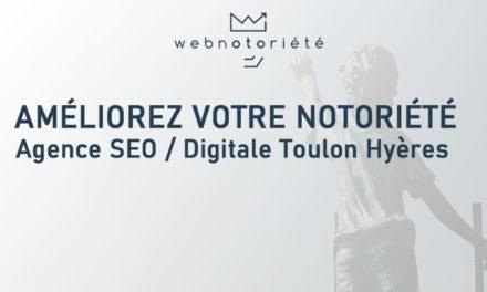 Webnotoriete.com, votre agence de webmarketing