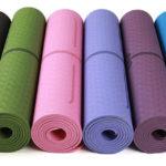 Tapis de yoga et de pilates