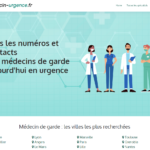 Annuaire des médecins et des médecins de garde
